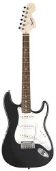 FENDER SQUIER AFFINITY SERIES™ STRAT® BLACK