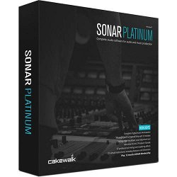 CAKEWALK SONAR Platinum DVD Set