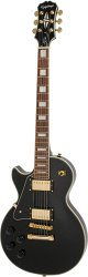 EPIPHONE LES PAUL CUSTOM PRO LEFT HANDED EBONY