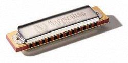 HOHNER Marine Band 364/24 D (M364037)