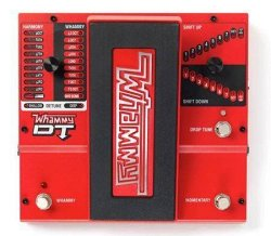DIGITECH WHAMMY DT FLOOR PROCESSOR W/ MIDI