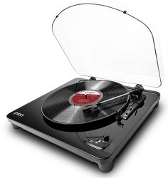 ION Audio AIR LP BLACK