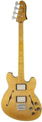 FENDER MODERN PLAYER STARCASTER BASS MN NAT