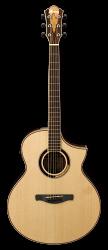 IBANEZ AEW51-NT, электро-акустическая гитара (в со