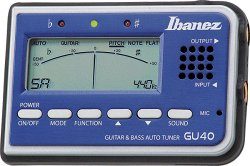 IBANEZ GU40 TUNER BLUE