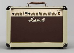 MARSHALL AS50DB LIMITED 50W 2X8`` ACOUSTIC COMBO