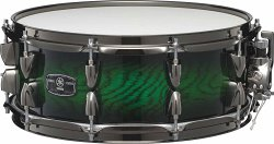 YAMAHA Live Custom Oak LNS1455 Emerald Shadow Sunburst