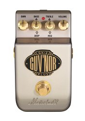 MARSHALL GV-2 THE GUV`NOR PLUS EFFECT PEDAL