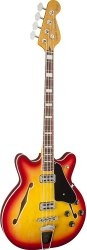 FENDER MODERN PLAYER CORONADO BASS RW ACB