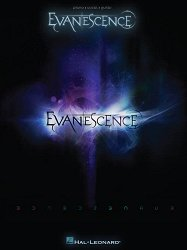HAL LEONARD 307387 EVANESCENCE PIANO/VOCAL/GUITAR ARTIST SONGBOOK