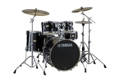YAMAHA Stage Custom Birch SBP2F5 RAVEN BLACK