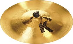 ZILDJIAN 19` K` CUSTOM HYBRID CHINA