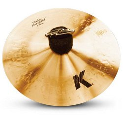 ZILDJIAN 8` K` CUSTOM DARK