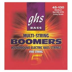 GHS STRINGS 5M-DYB BOOMERS