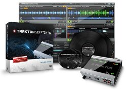 Native Instruments Traktor Scratch A6