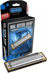 HOHNER Big river harp 590/20 G (M590086X)