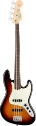 FENDER AM PRO JAZZ BASS FL RW 3TS