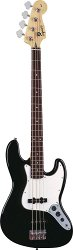FENDER SQUIER AFFINITY JAZZ BASS (RW) BLACK