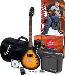 EPIPHONE SPECIAL-II PERFOMANCE PACK EU 230V