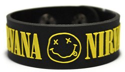 Музыкальный сувенир Браслет Nirvana