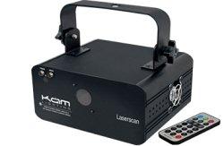 KAM Laserscan 120 GBC