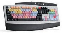 AVID Pro Tools custom keyboard Windows