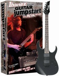 IBANEZ JUMPSTART GRG121EXJU BLACK NIGHT NEW