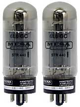 MESA BOOGIE 6L6 GC STR 440 (DUET) VACUUM TUBE