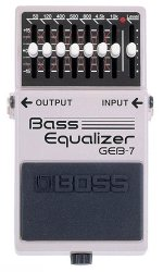 BOSS GEB-7 Equilizer