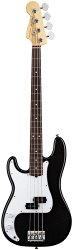 FENDER AMERICAN STANDARD PRECISION BASS 2012 LEFT HANDED RW BLACK