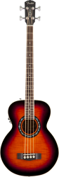FENDER T-BUCKET BASS E 3-COLOR SUNBURST FLAME MAPLE
