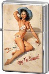Nostalgic-Art `Pin Up` Beachbabe