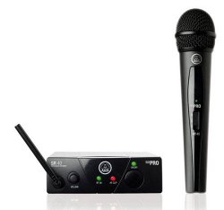 AKG WMS40 Mini Vocal Set BD ISM2 (864.375)