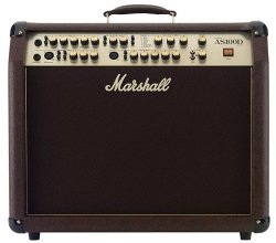 MARSHALL AS100D 50W + 50W Stereo Acoustic Combo With Digital Effects