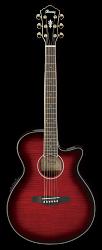IBANEZ AEG24II-THS, электро-акустическая гитара