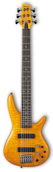 IBANEZ GVB1006-AM, 6-ти струнная бас-гитара с кейсом