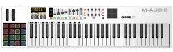 M-Audio CODE 61 USB MIDI , 61, 8