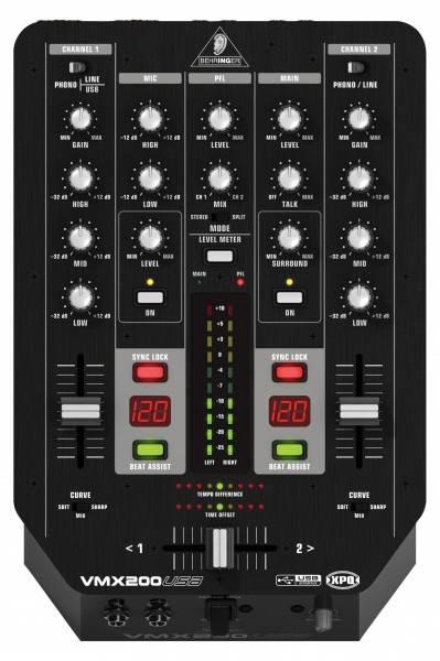 VMX200USB DJ