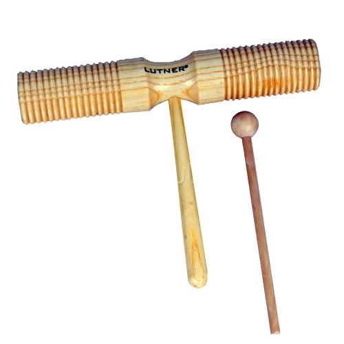 FLT-G4-1 Тон-блок Агого деревянный на ручке 2 шт