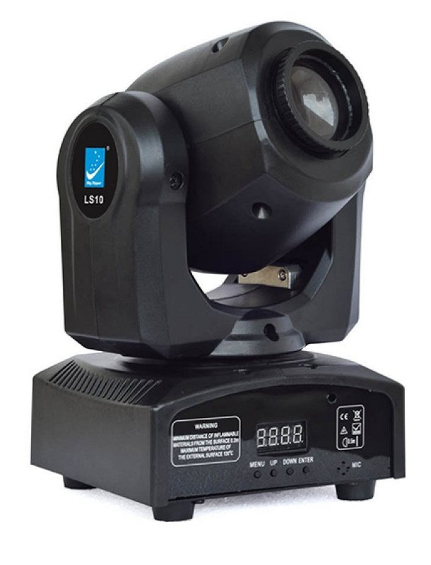 LS10 Моторизированная световая мини-голова, 10Вт