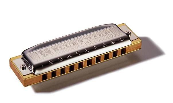 Blues Harp 532/20 MS A (M533106X)