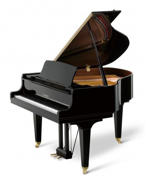 GL-10 M/PEP кабинетный рояль/Длина153см/черный полированный/покрытие клавиш акрил/фенол