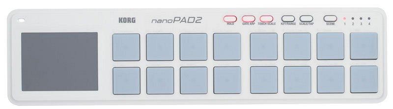 NANOPAD2-WH