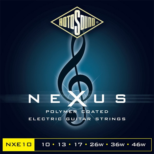 NXE10 STRINGS COATED TYPE