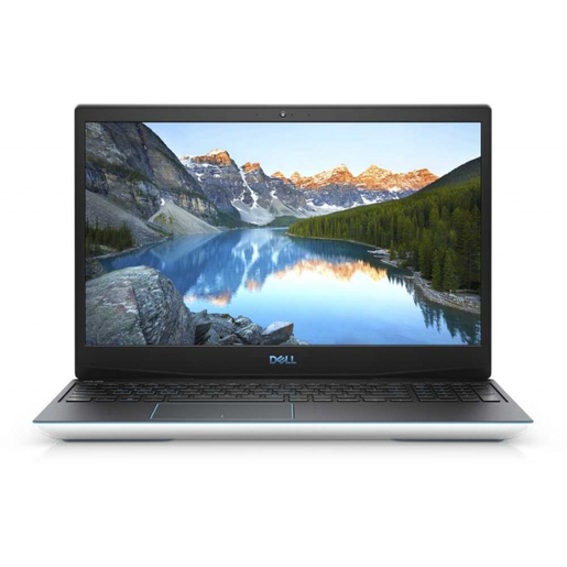 DELL G3 15-3590 15.6`FHD 300-NITS/I5-9300H/8GB/512GB SSD/GTX 1650 4GB/WINDOWS 10 HOME/WHITE/KB