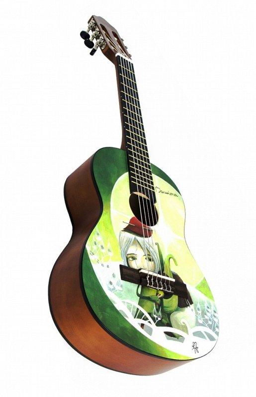 CG10K/AMI 3/4 - Набор: классическая гитара , размер 3/4 и аксессуары
