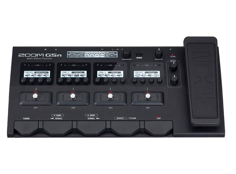 G5n процессор эффектов мульти-эффектов для гитаристов. Сетевой адаптер в комплекте фото
