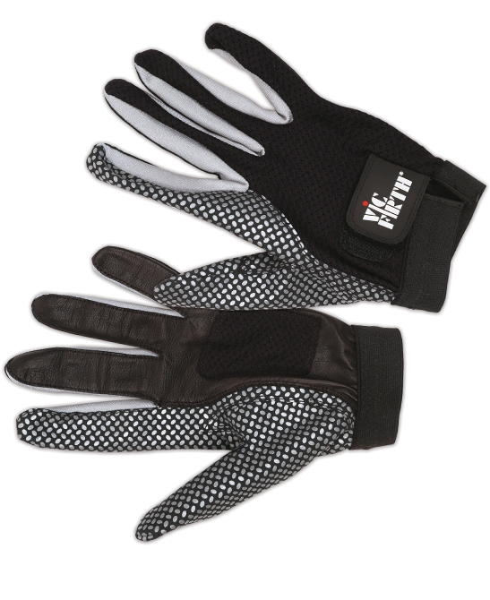 VICGLVXL Drumming Glove, X Large, Enhanced Grip and Ventilated Palm