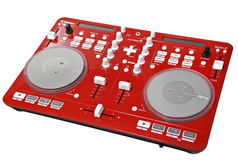 Spin 2 RED