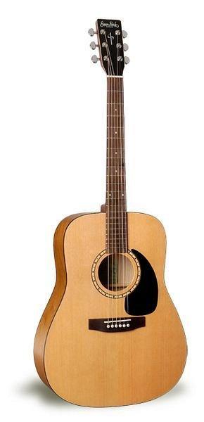 28962 Woodland Cedar QIT Электро-акустическая гитара